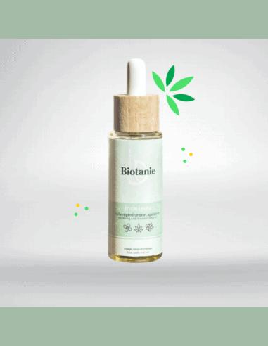 huile de chanvre serum hydrapaise - 15ml et 30ml