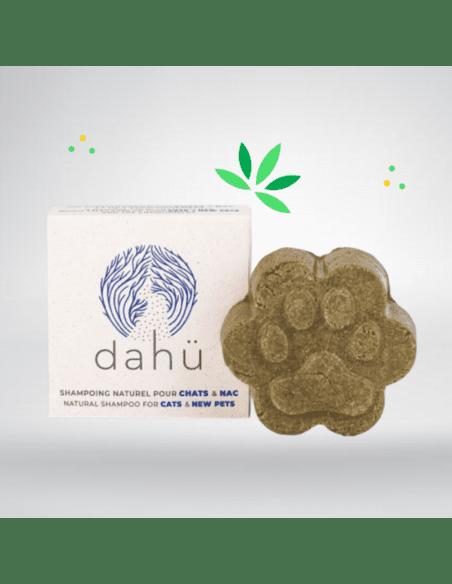 Shampoing naturel pour Chats & NAC (Nouveaux Animaux de Compagnie)