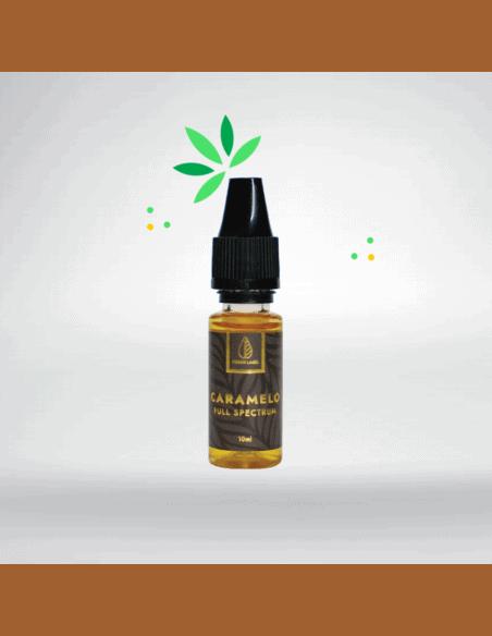 E-liquide CBD Caramelo 10ml