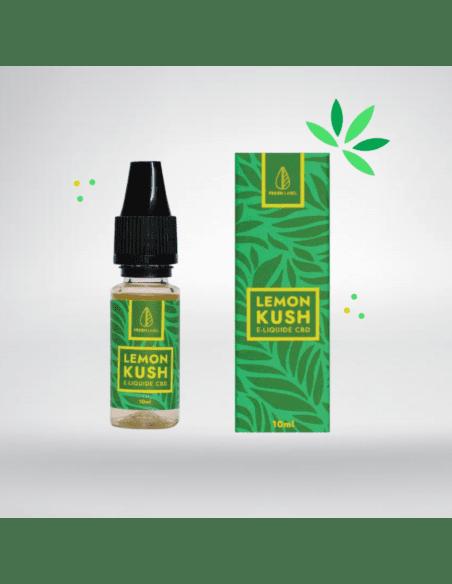e-liquide CBD Lemon Kush 10ml