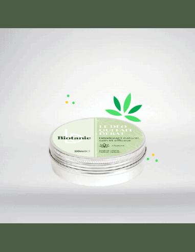 Déodorant huile de chanvre