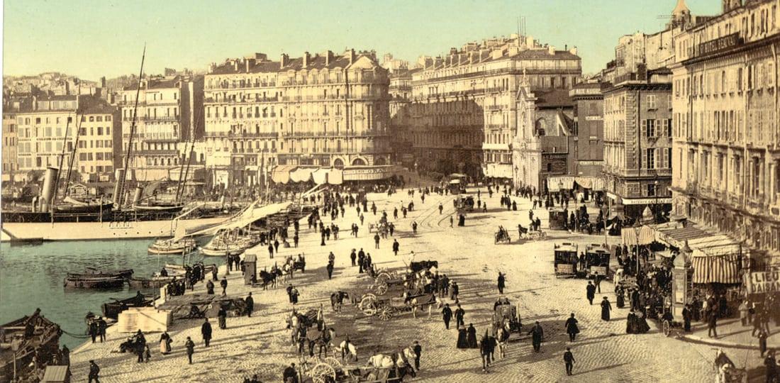 Marseille a été un des plus grands ports d'expottation du chanvre pour les bateaux